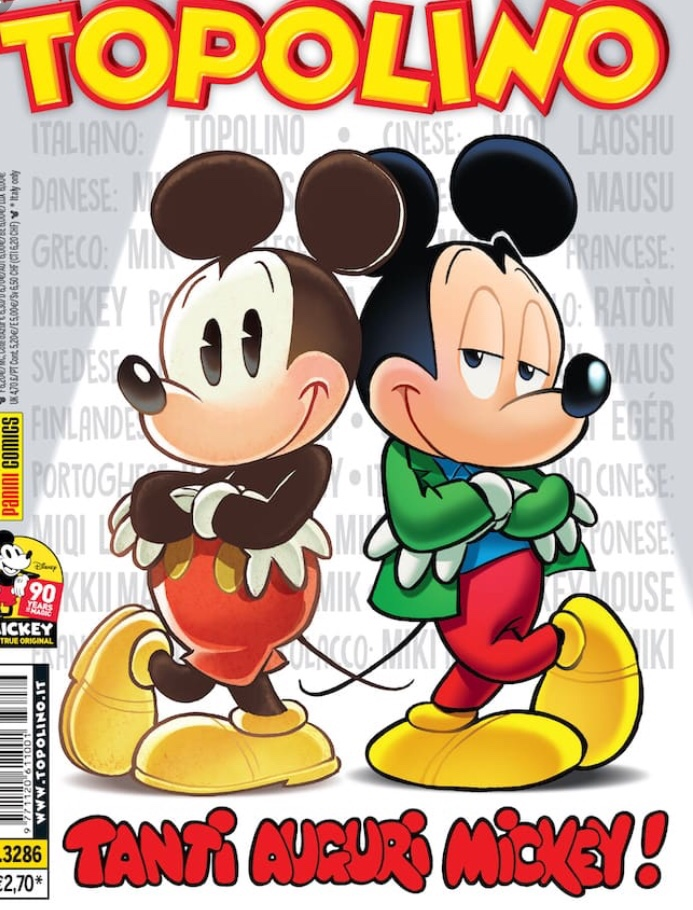 Topolino / Mickey Mouse