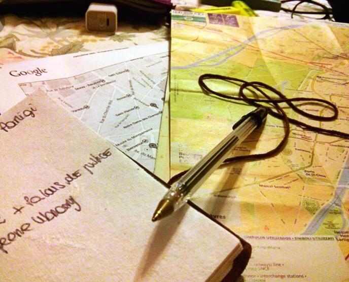 L'organizzazione / The planning