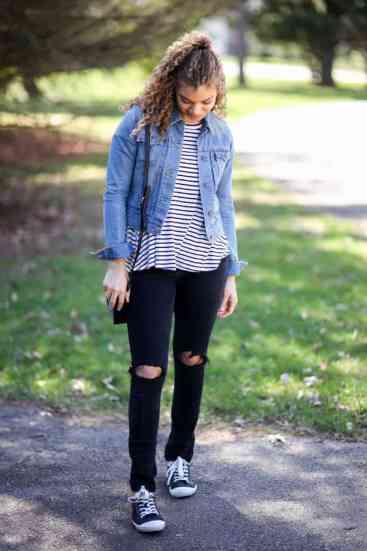 jean jacket spring
