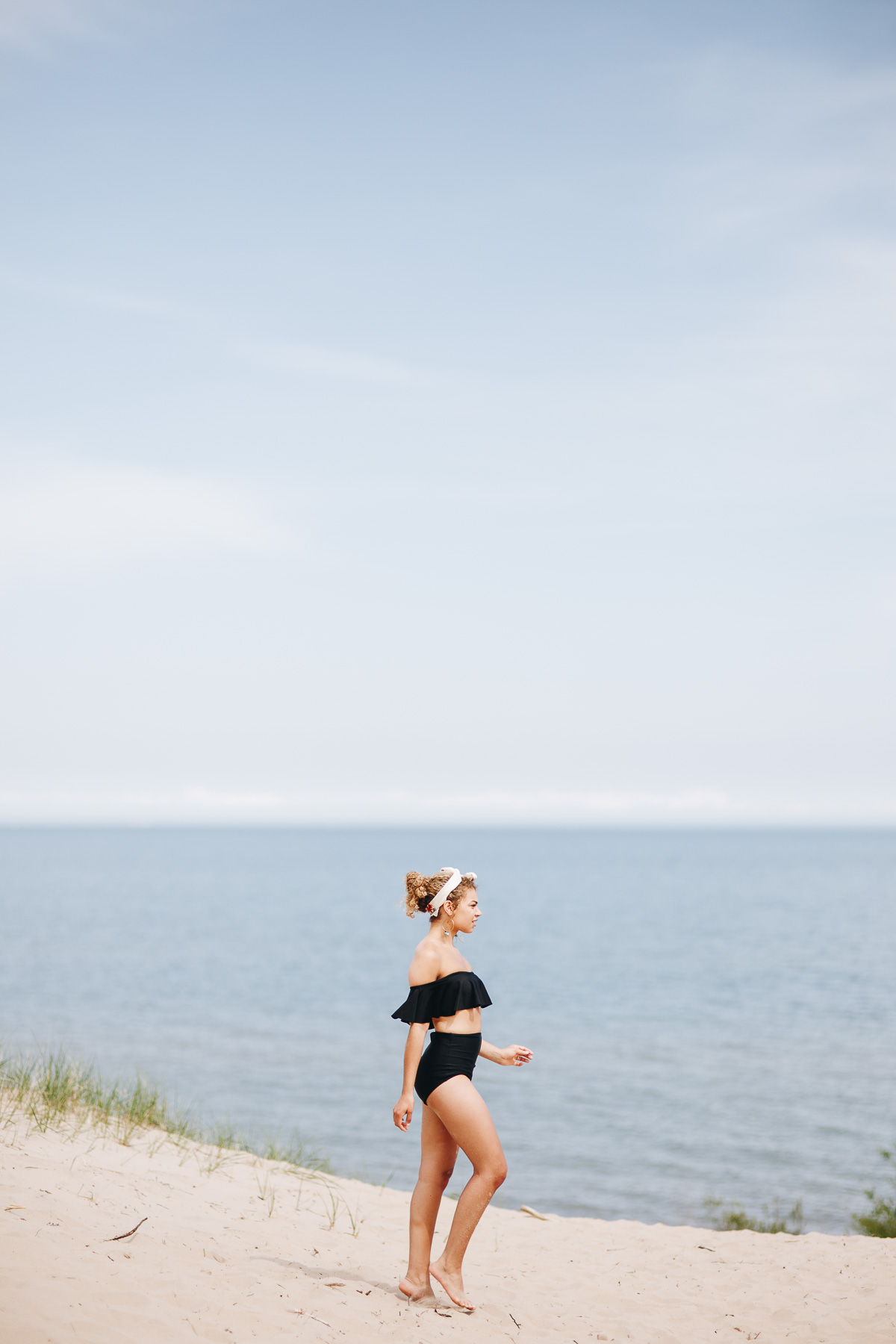 summer beach photography