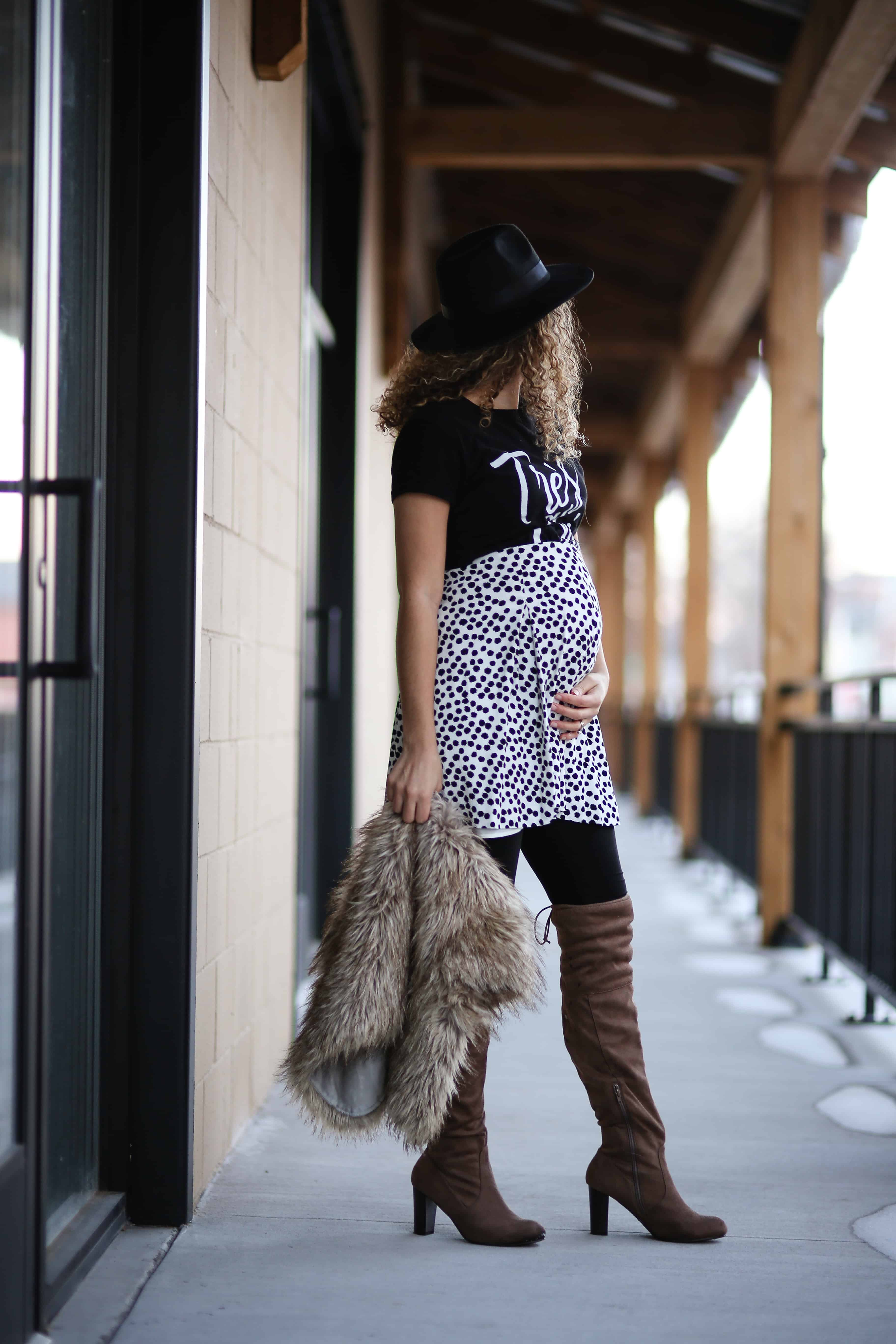 12 Winter Maternity Outfit Ideas Maternity Fashion My