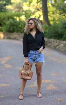 denim-shorts-summer-outfits