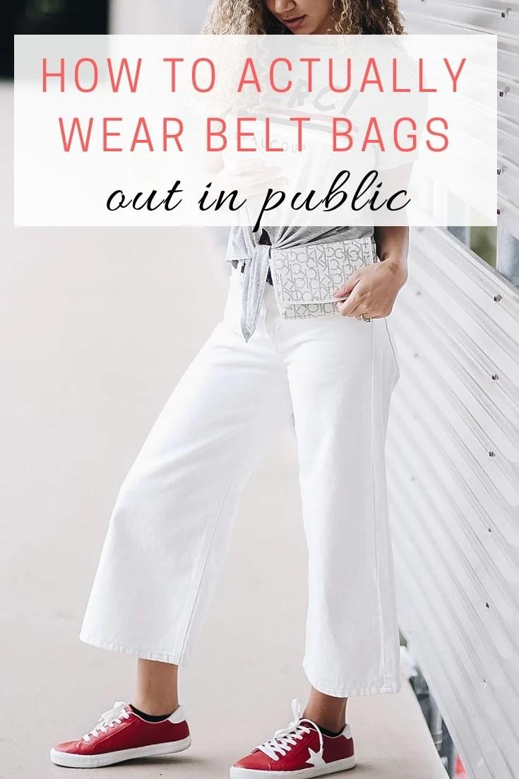 belt bag outfit