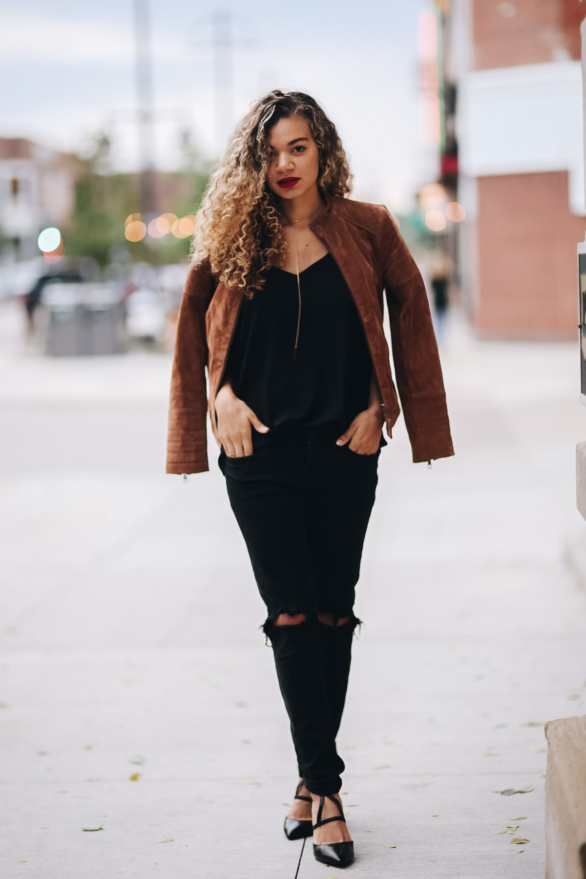 date night fall outfit