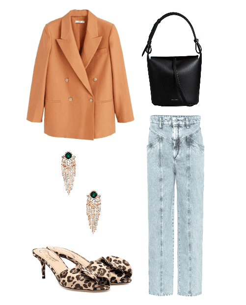Want to know what the latest spring trends are and how to wear them? Here are spring outfit ideas on how to wear acid denim!