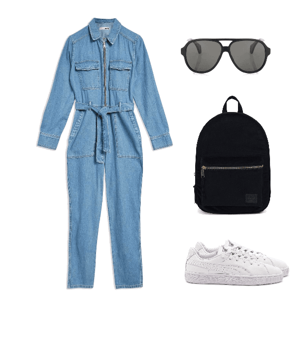 Want to know what the latest spring trends are and how to wear them? Here are spring outfit ideas on how to wear a boiler suit!