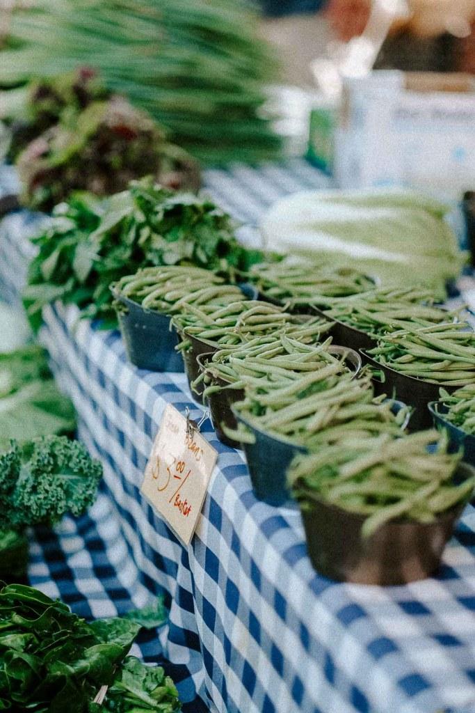 Madison, Wisconsin Farmers' Market