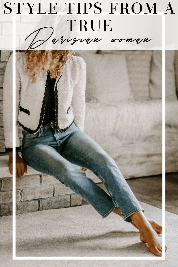 parisian style tips