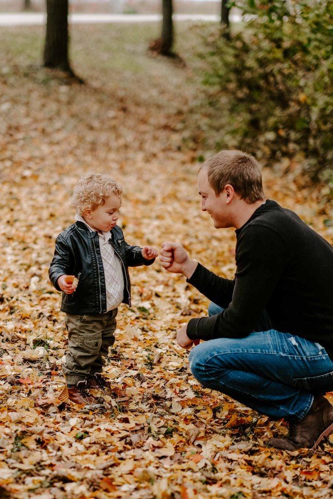 fall family photography