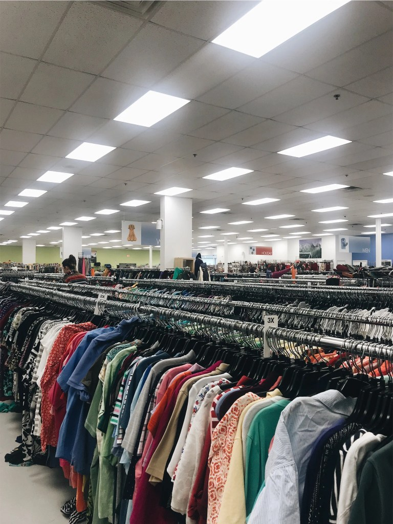Goodwill in Madison, Wisconsin