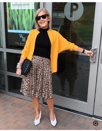fashion for over50