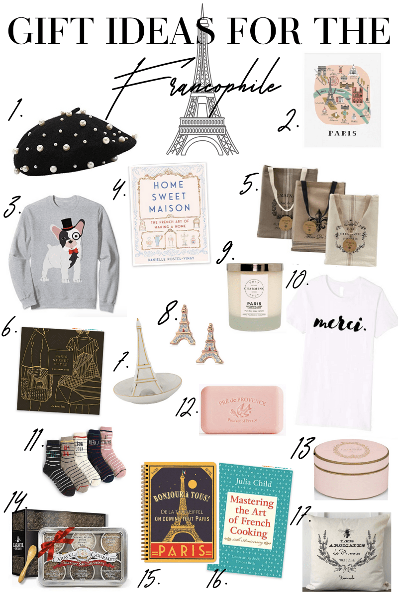 valentines day gift ideas for the francophile