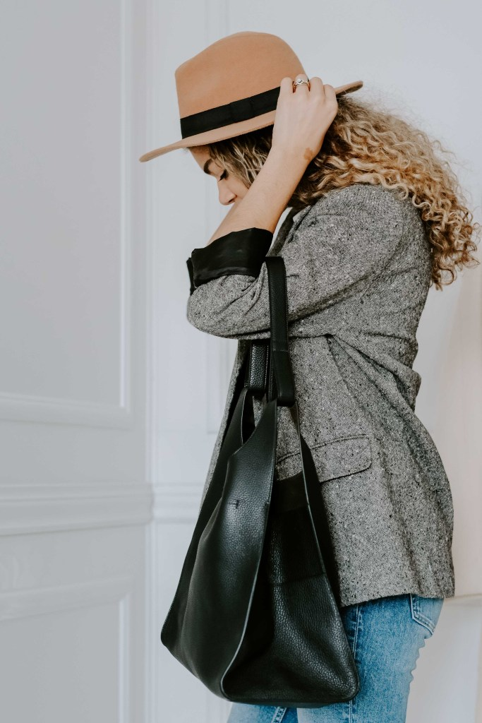 chic style and classic outfit