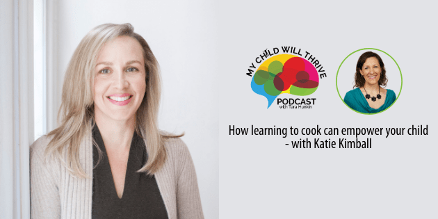 How learning to cook can empower your child