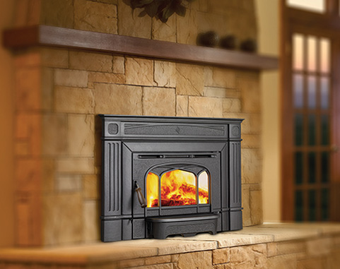 Fireplace Inserts  Wood Stoves  Vermont Castings  Napoleon  Hudson River  Inserts for