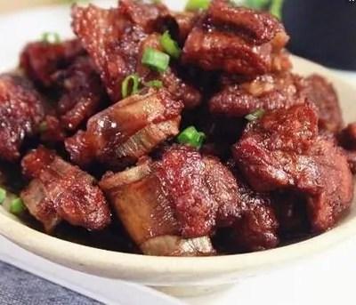 Stewed Pork Ribs Recipe