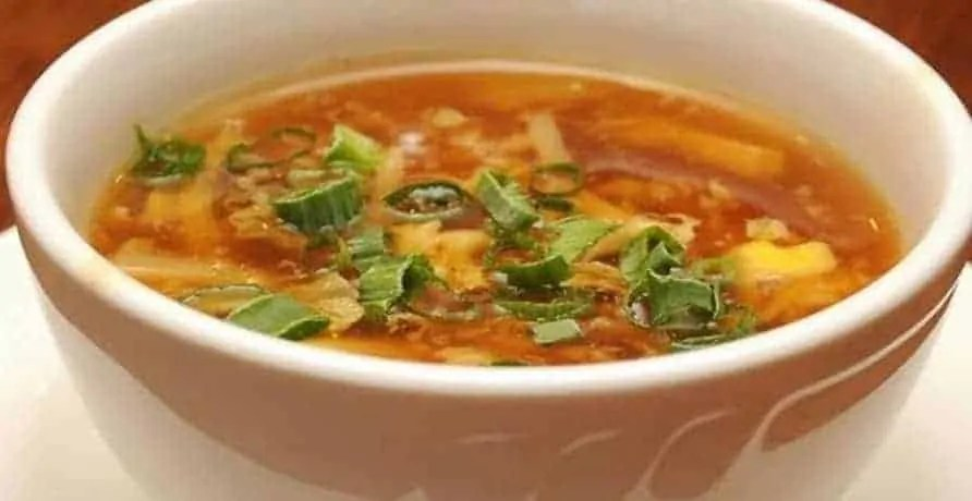 Vegetable Manchow Soup Recipe