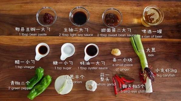 Chinese Thirteen Spices Crayfish Recipe Step2