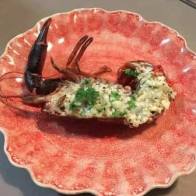 Chinese Barbecue Crayfish with Beef Tallow Recipe