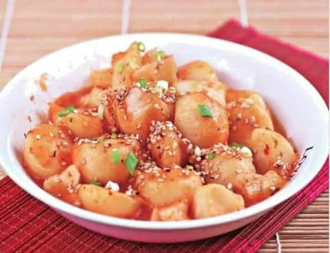 Chinese Steamed Potato Ball withSesame Recipe