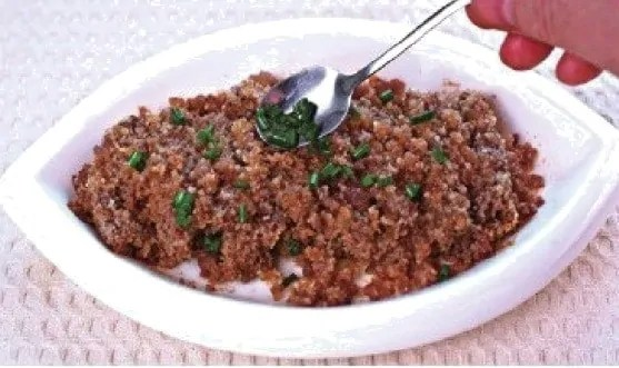Chinese Steamed Rice flour Coated Beef Recipe Step4