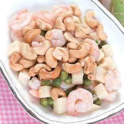 Chinese Fried Cashew and Shrimp Recipe