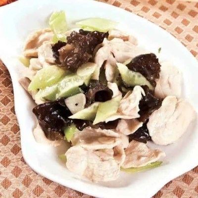 Chinese Healthy Chicken Slices Recipe