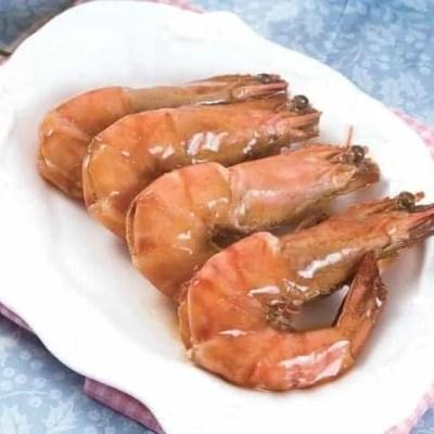 Chinese Spicy Braised Shrimp Recipe