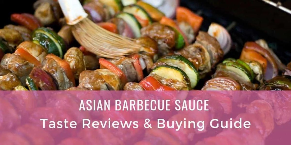 ASIAN BARBECUE SAUCE
