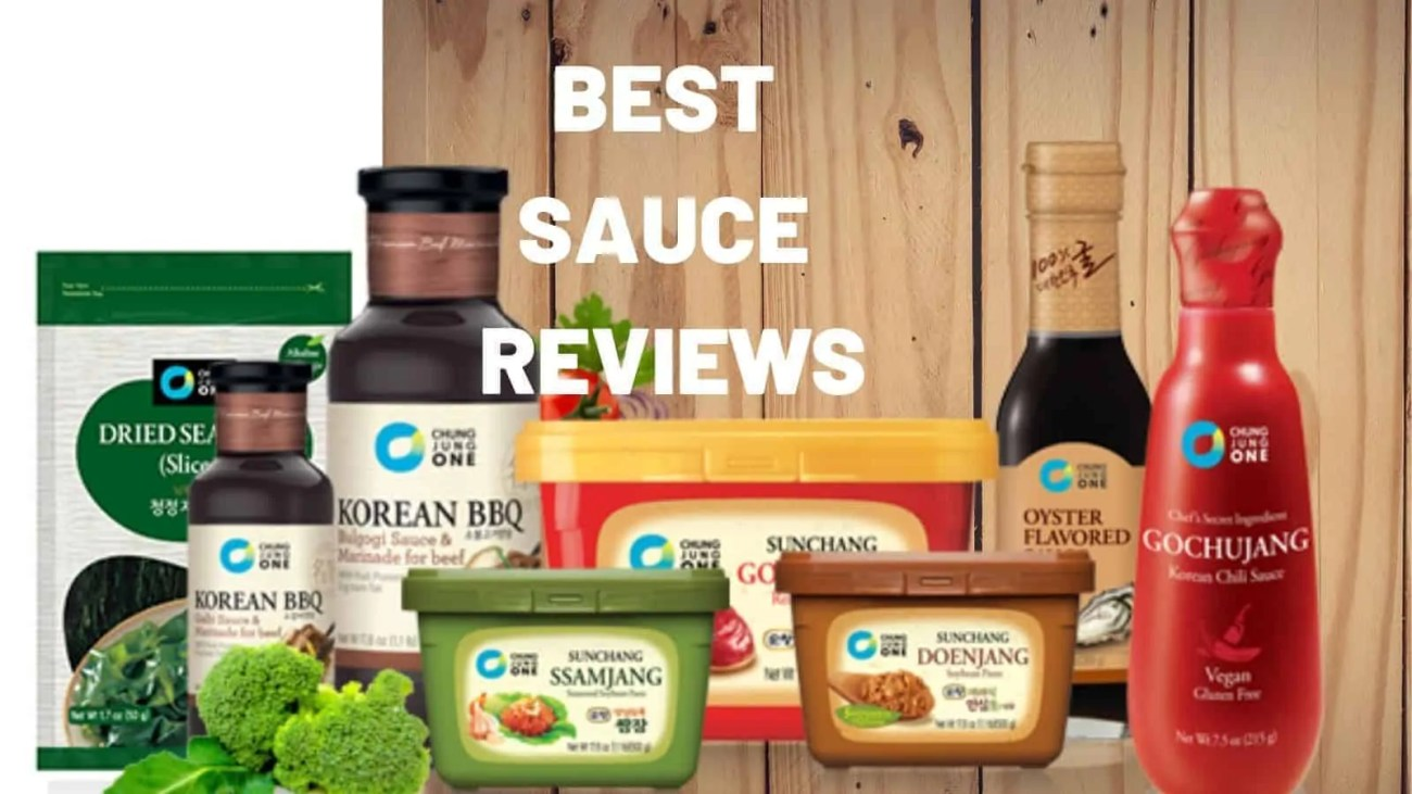 Best Chung Jung One Sauce Taste Reviews
