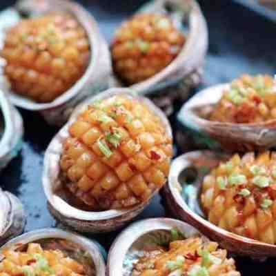 Chinese Braised Abalone Recipe