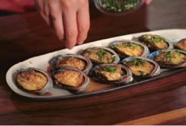 Chinese Easy Steamed Abalone Recipe step9
