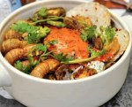 Abalone Flavour Stewed Assorted Seafood Recipe