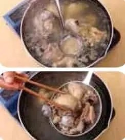 Aromatic Milk Hot Pot Soup Base Recipe step3