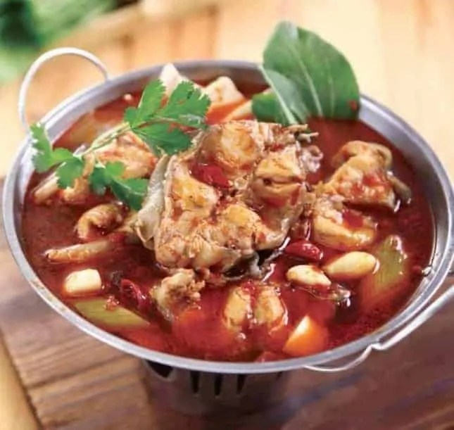 Catfish Hot Pot Base Recipe