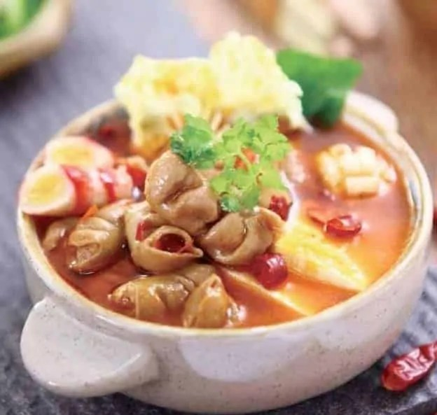 Chinese Chitterlings Hot Pot Base Recipe