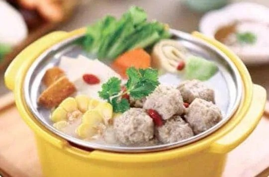 Chinese Fishball Hot Pot Base Recipe 1