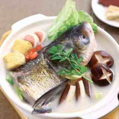 Fish Head Hotpot Base Recipe