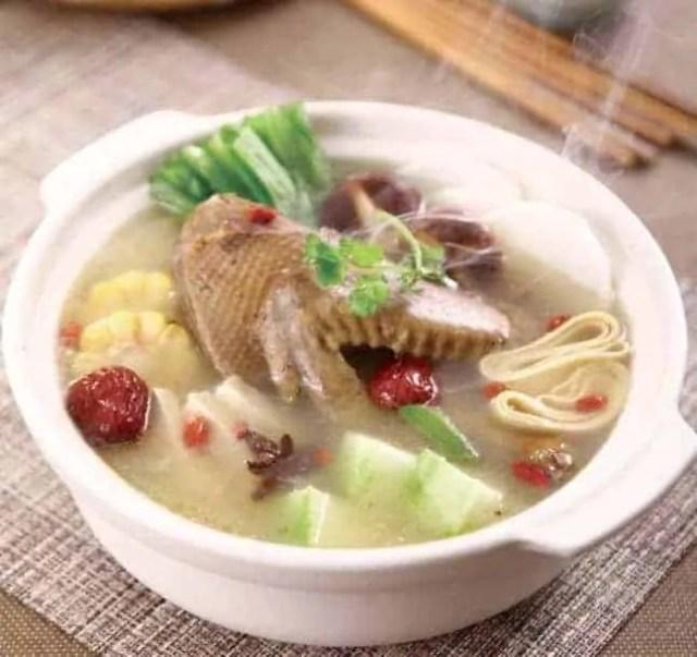 Galangal Flavor Duck Hot Pot Base Recipe 1