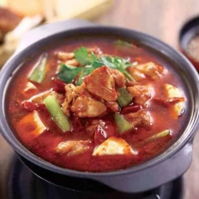Pickled Chili Chicken Hot Pot Base Recipe