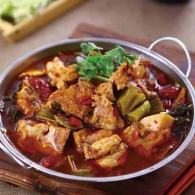 Sauerkraut With Pork Ribs Hot Pot Recipe 2