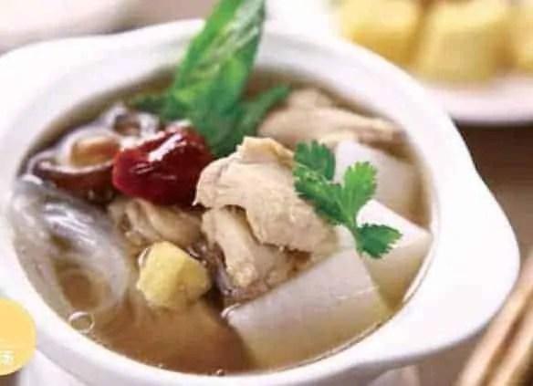 Shiitake Mushroom Flavour Chicken Hot Pot Base