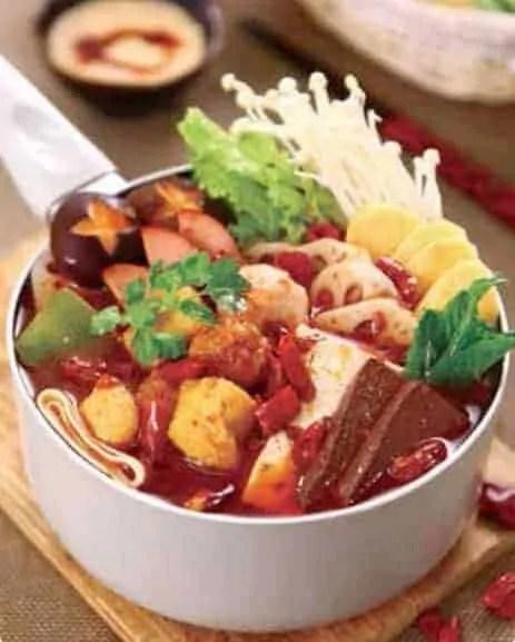 Simple Spicy Hot Pot Soup Base
