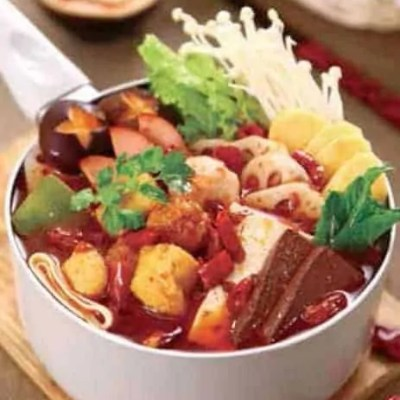 Simple Spicy Hot Pot Soup Base