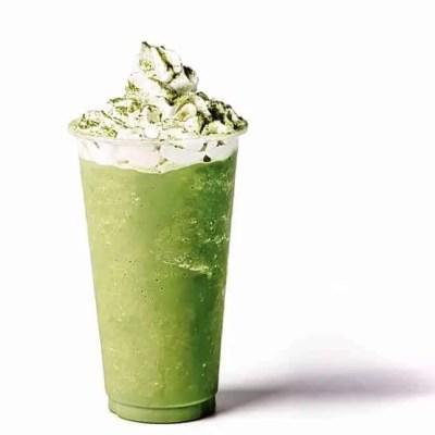 Green Tea Base Recipe