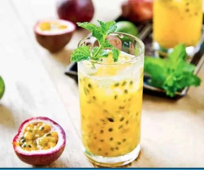 Mixed Passion FruitWith Oolong Tea Recipe