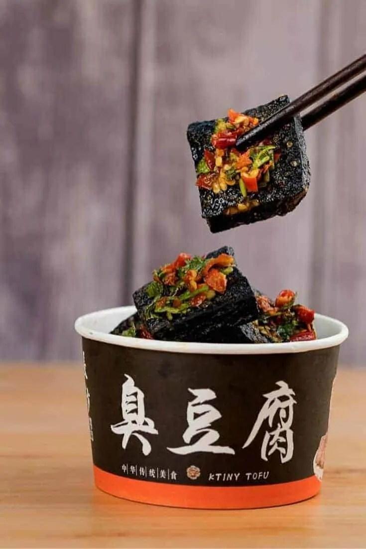 Stinky Tofu Taste Reviews