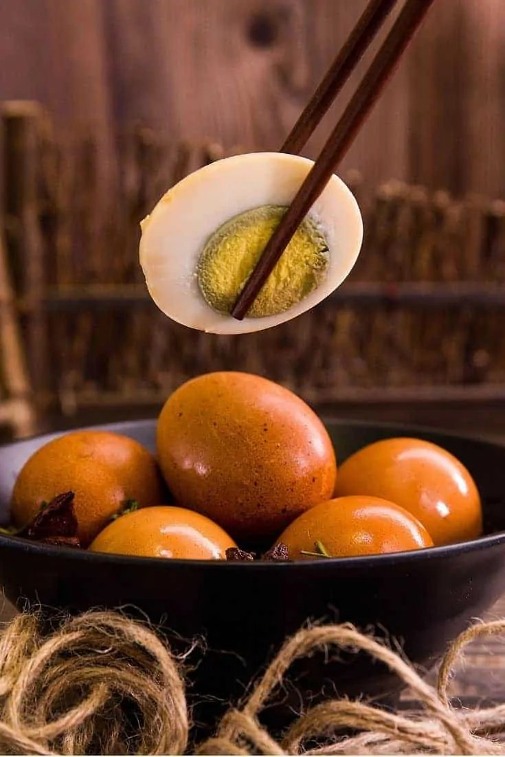 Tea Eggs Taste Reviews And Cooking Tips