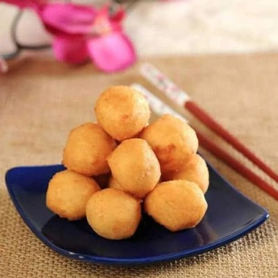Beijing Fried Cream Cake Recipe