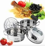 6 Best Stovetop Steamers for Chinese Cuisine